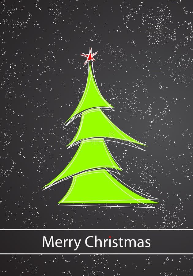 Download Christmas tree stock vector. Illustration of celebration - 21563576