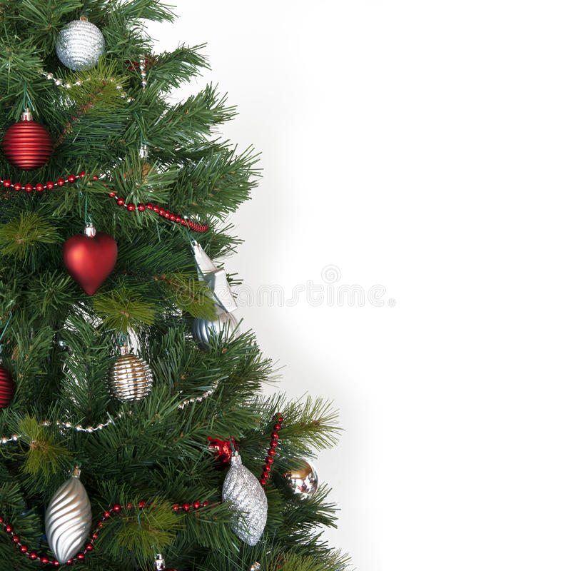 Download Christmas tree stock image. Image of brilliant, hearts - 22365887