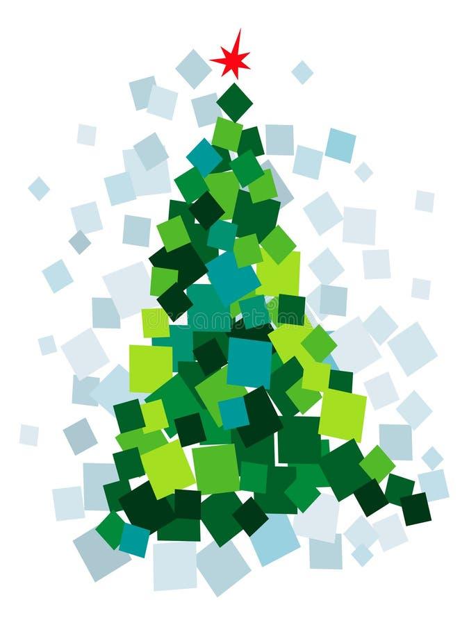 Christmas_tree fotografía de archivo libre de regalías