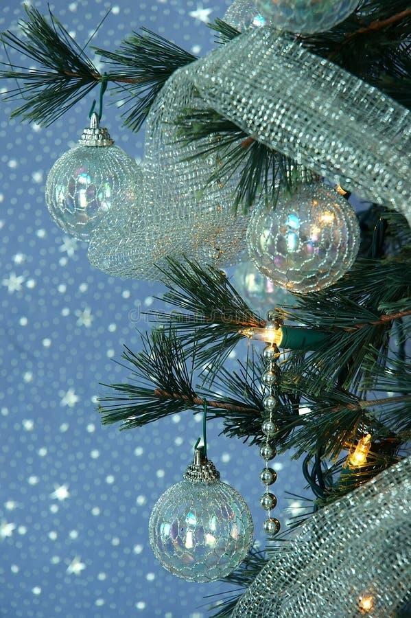 christmas tree στοκ εικόνες με δικαίωμα ελεύθερης χρήσης