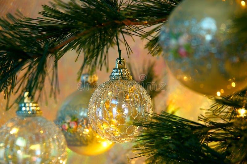 christmas tree στοκ εικόνα με δικαίωμα ελεύθερης χρήσης
