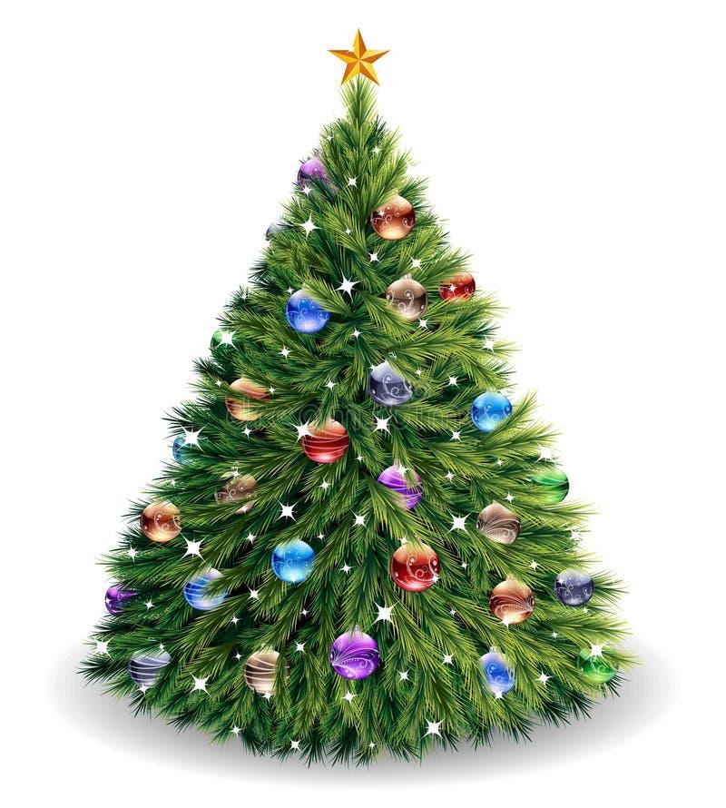 Free Christmas Tree Stock Image - 26426111