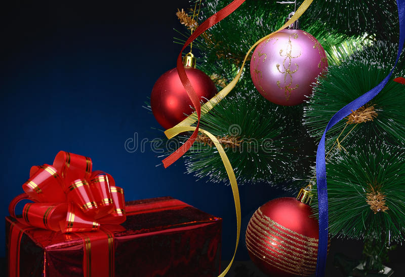 Download Christmas tree stock image. Image of backgrounds, sharp - 26758863