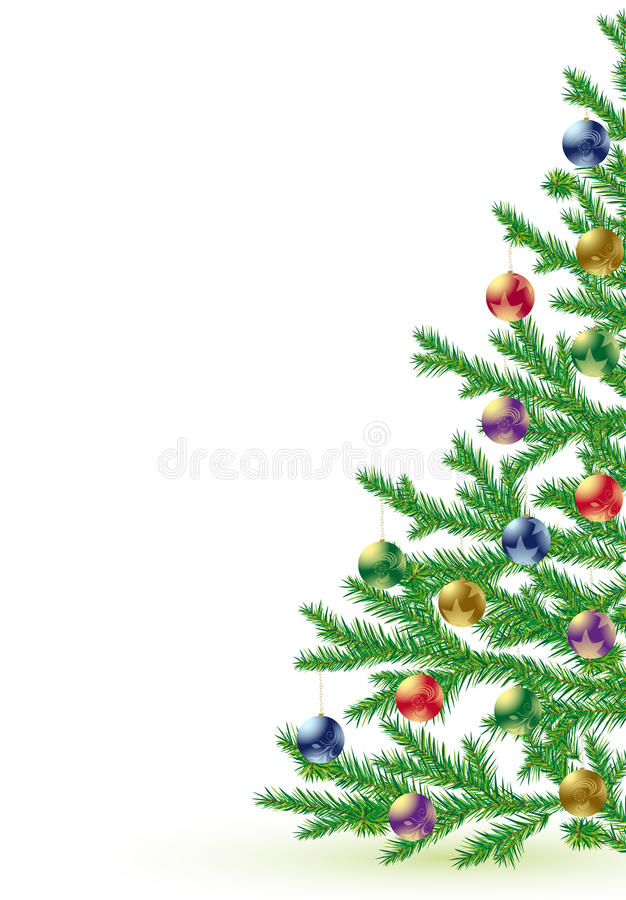 Free Christmas Tree Royalty Free Stock Image - 27094446