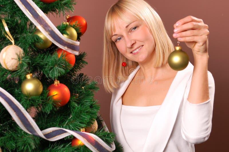 Download Christmas Tree stock image. Image of happiness, tree - 27273523