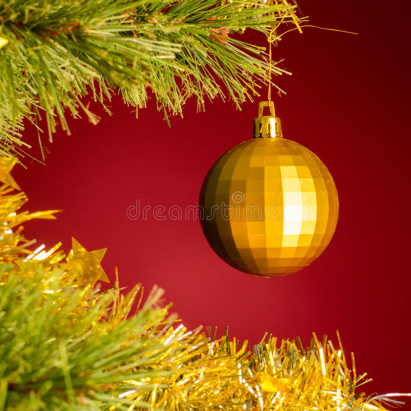Download Christmas tree stock image. Image of luxury, decor, nobody - 27659509