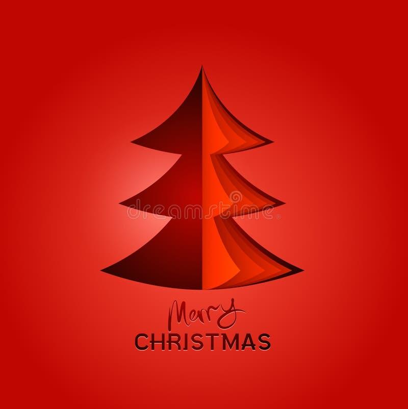 Download Christmas Tree stock vector. Image of shape, shapes, christmas - 27761733