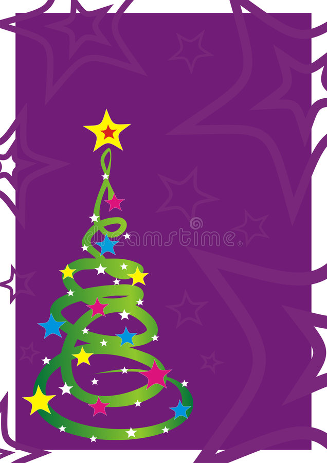 Free Christmas Tree Royalty Free Stock Photography - 3475087