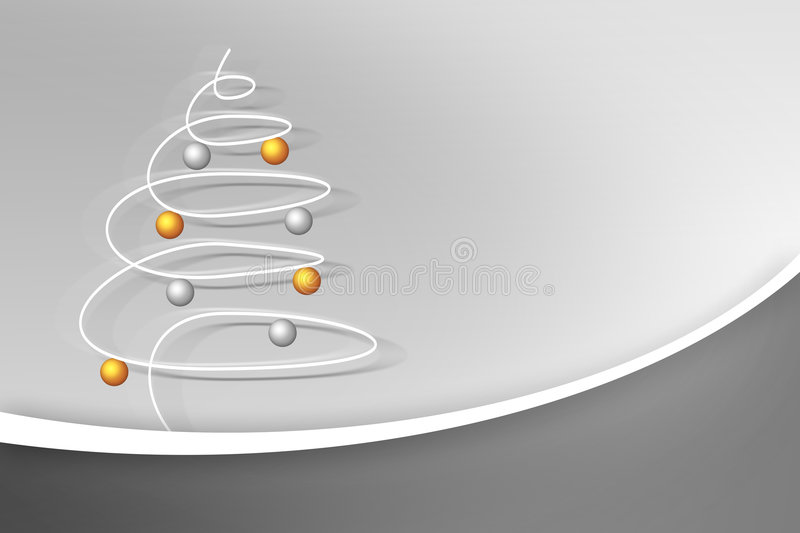 Download Christmas Tree stock illustration. Illustration of advent - 7056409