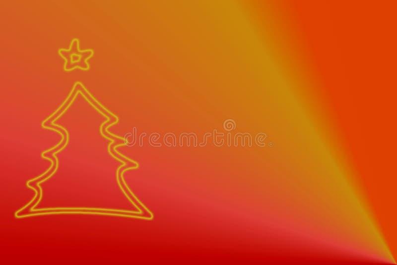 Download Christmas tree stock illustration. Illustration of colours - 7304718