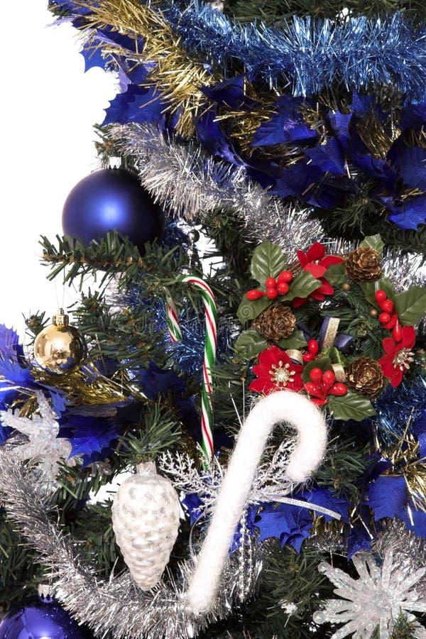 Christmas tree 9 stock photo