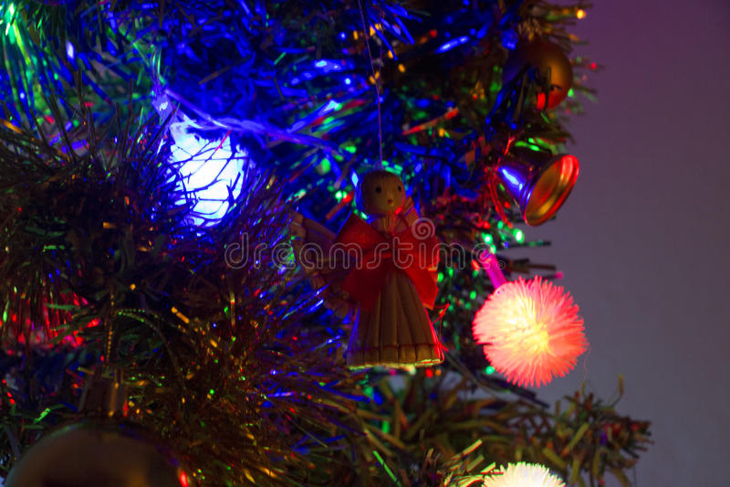 Download Christmas tree stock photo. Image of ornament, christmas - 85350976