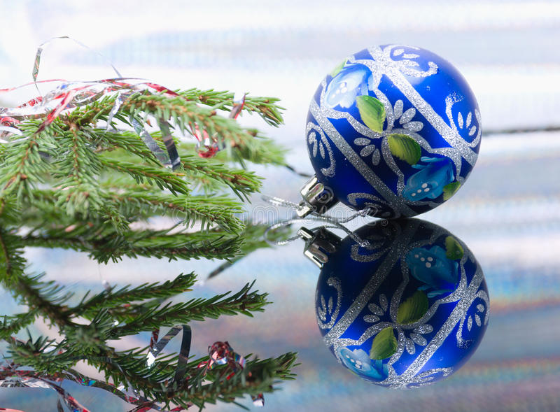 Download Christmas-tree Balls. Royalty Free Stock Photos - Image: 11167718