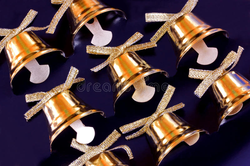 Download Bell decorations stock image. Image of closeup, overhead - 28112441