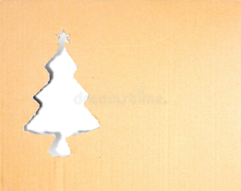 Download Christmas Tree Carton Paper Stock Photo - Image: 27961106