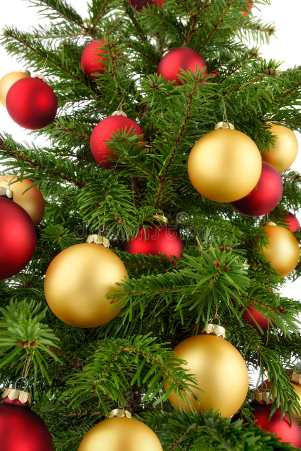 Download Christmas Tree Closeup Stock Image. Image Of Ornament   34258743