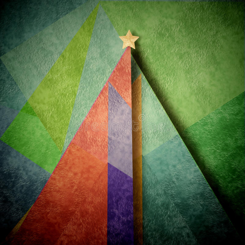 Открытка с треугольником внутри, поздравления