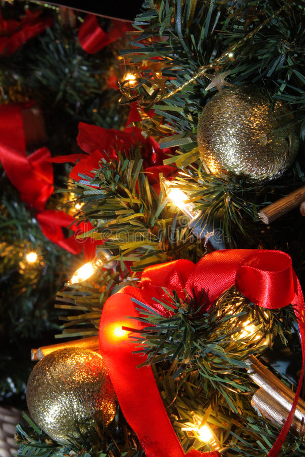 Download Christmas Tree Decoration Royalty Free Stock Photo - Image: 11139965