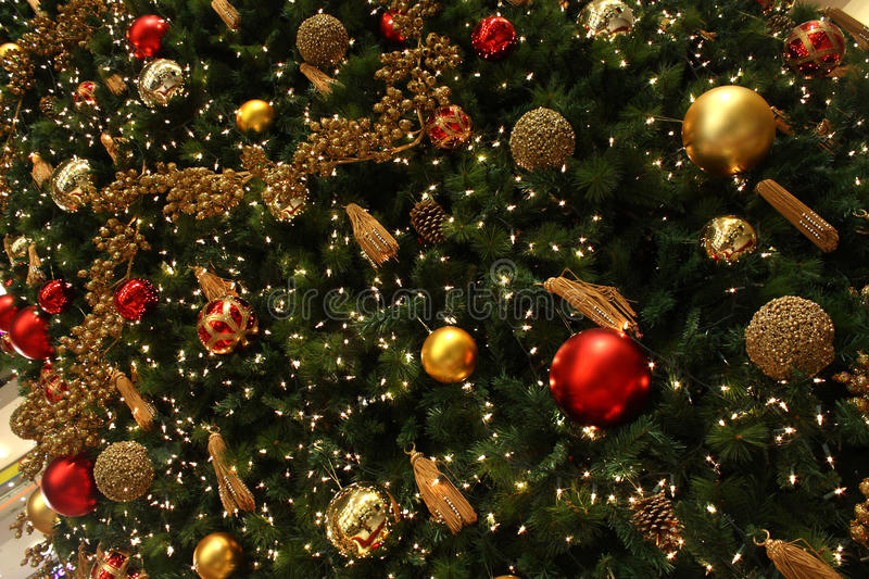Download Christmas Tree Decoration stock photo. Image of holiday - 11947742