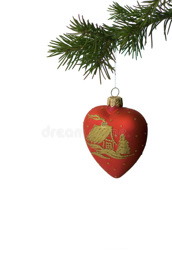 Free Christmas-tree Decoration 2 Royalty Free Stock Images - 3537039