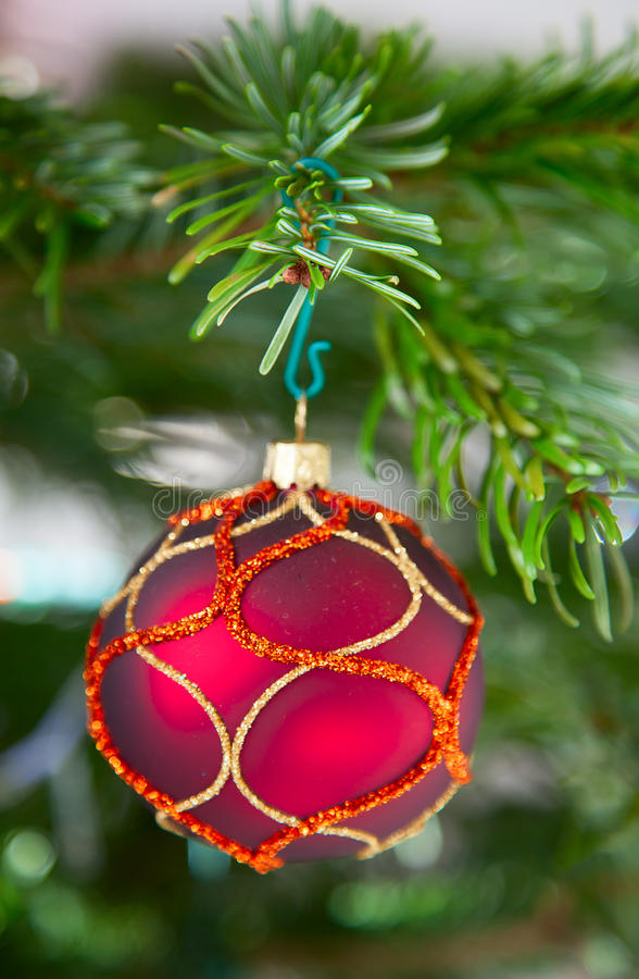 Download Christmas Tree Decoration Royalty Free Stock Photos - Image: 35089818