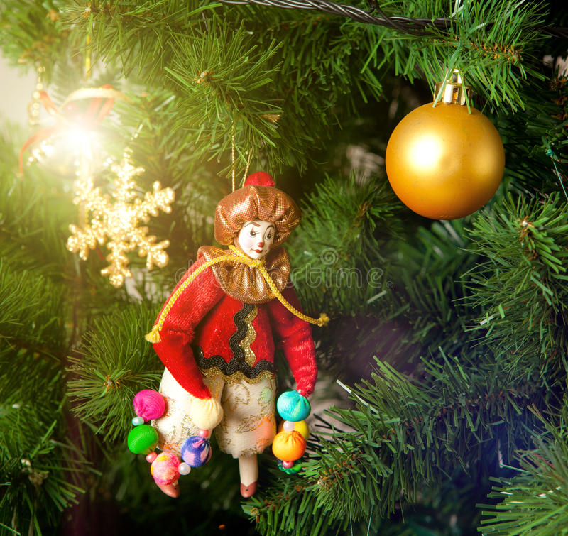 Download Christmas-tree Decorations Royalty Free Stock Photography - Image: 22363957