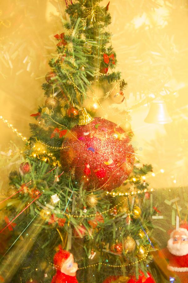Download Christmas Tree And Decorations Stock Image - Image: 27172845