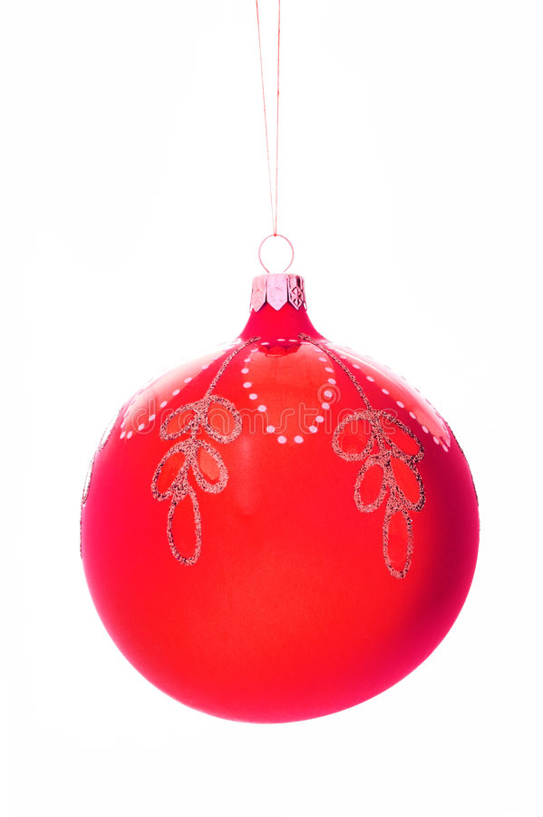 Download Christmas-tree Decorations  Ball Stock Photo - Image: 1319888