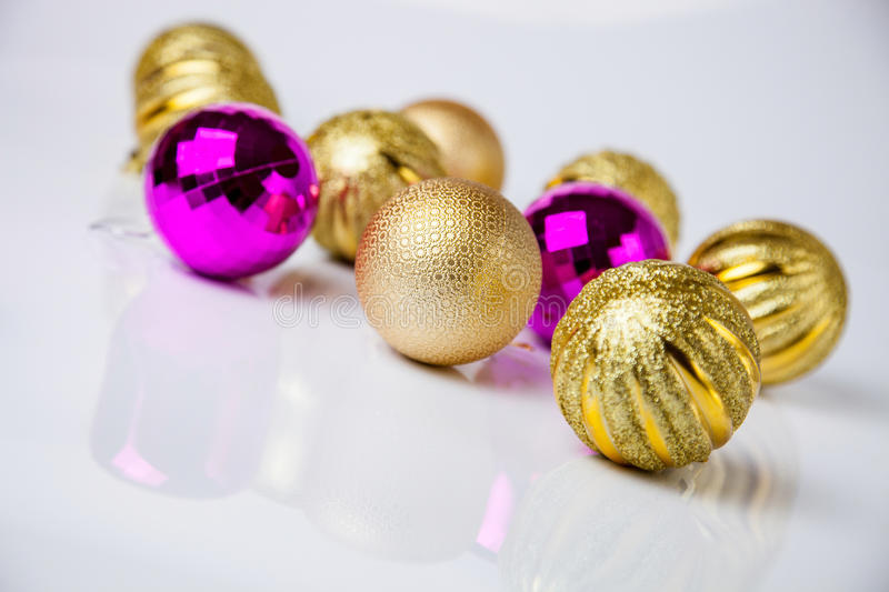 Download Christmas-tree Decorations Royalty Free Stock Photo - Image: 35727525