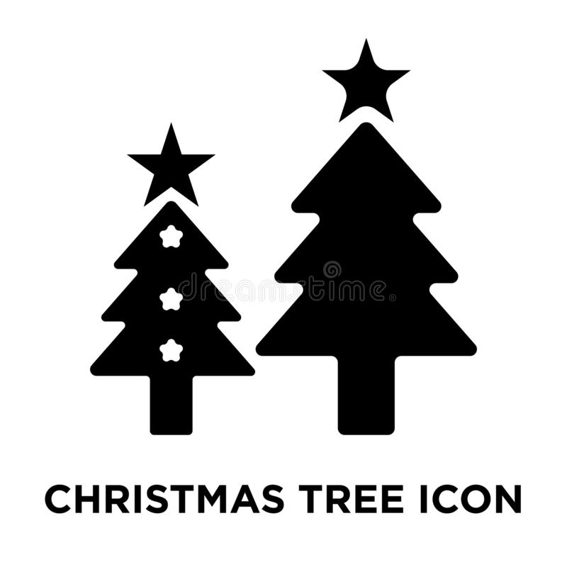 Gold Star Happy New Year Logo Stock Vector Illustration Of