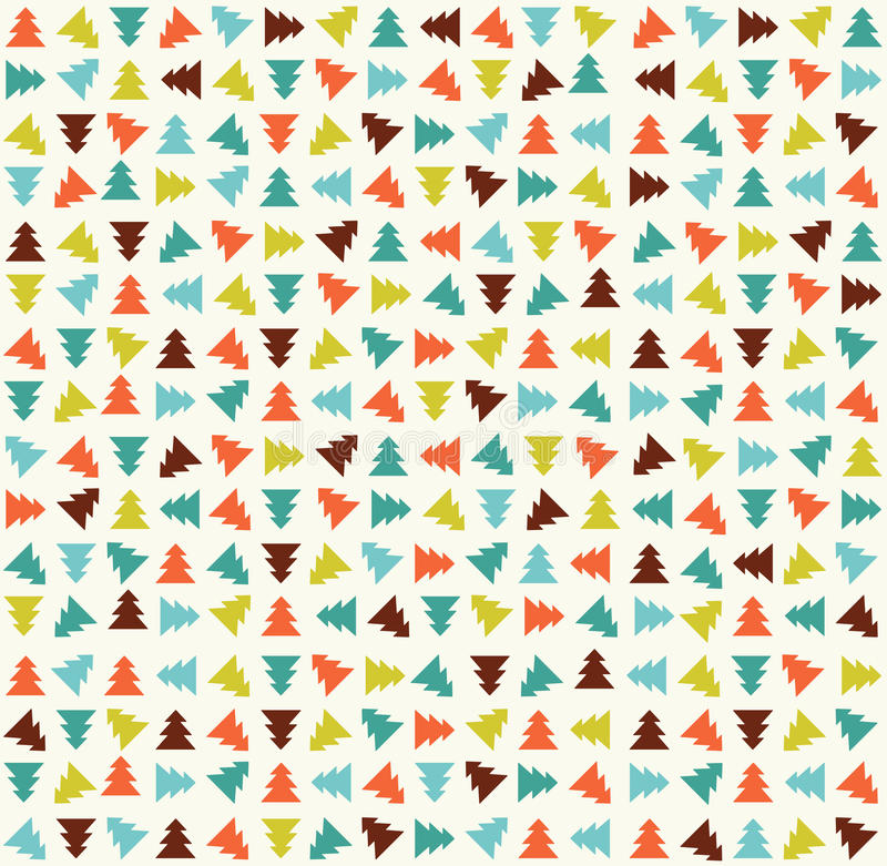 Free Christmas Tree Pattern Stock Images - 27318994