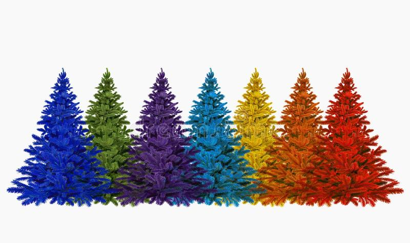 Christmas Tree, Purple, Tree, Christmas Decoration royalty free stock images