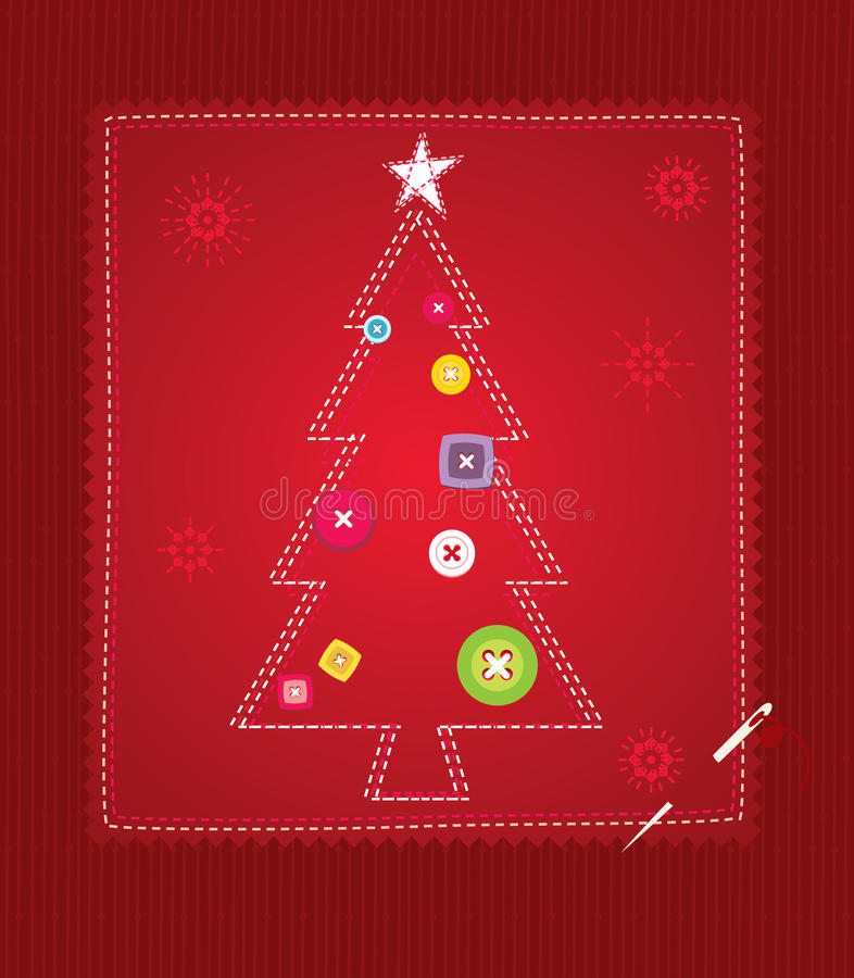 Download Christmas Tree Red stock photo. Image of gift, computer - 10579502