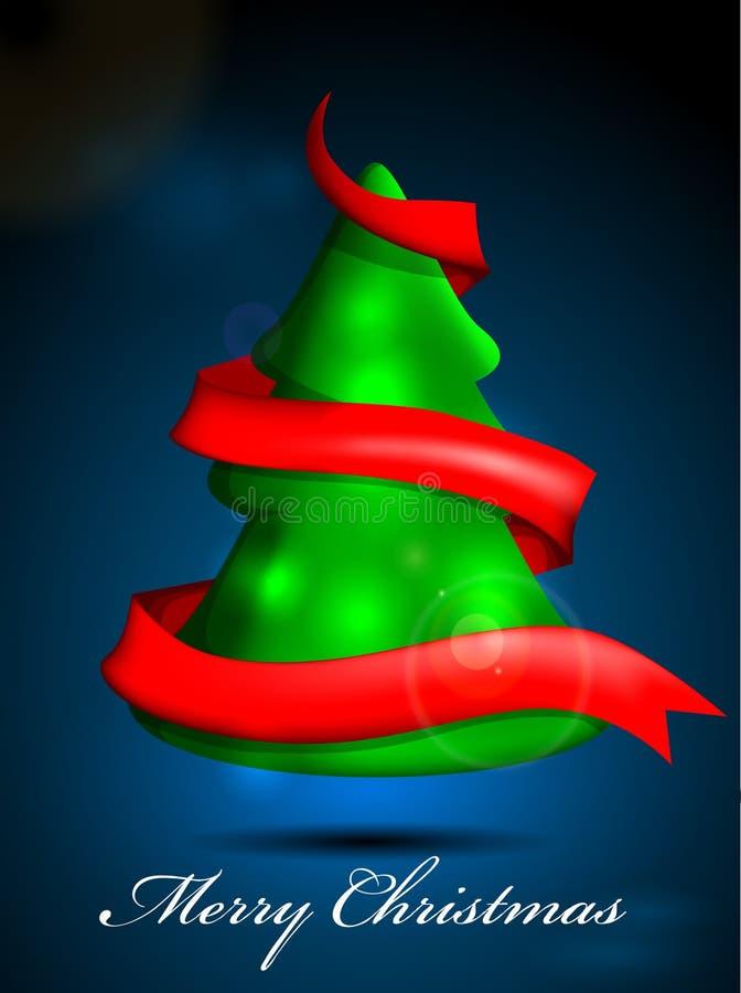 Download Christmas tree stock vector. Illustration of yellow, tree - 34604206