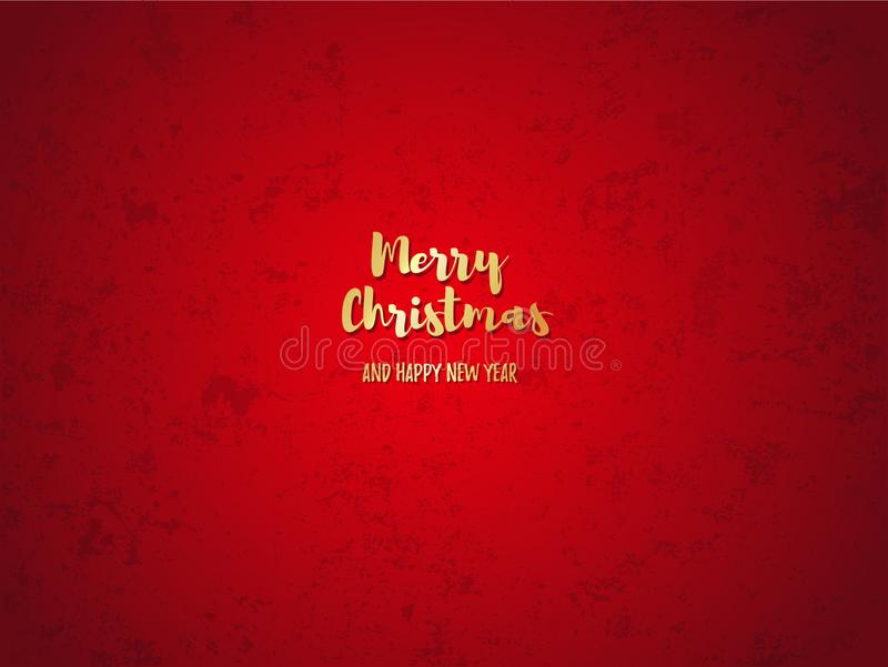 Christmas vector background. Vector red background for Christmas design vector illustration