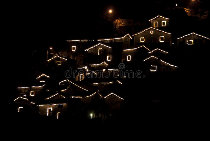 Download Christmas Village Stock Photography - Image: 13432472