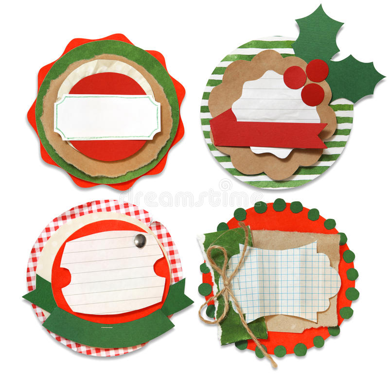 Download Christmas Vintage Scrapbook Stock Photo - Image of photo, pattern: 27066658