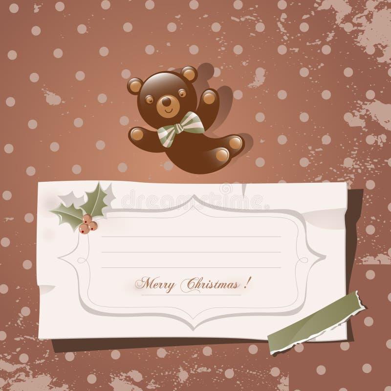 Free Christmas Vintage Toy Royalty Free Stock Photos - 21250098