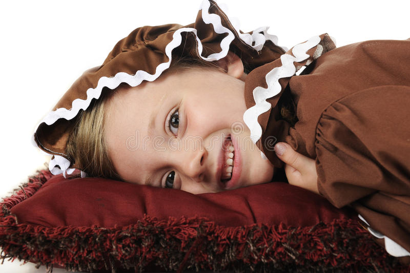 Download Christmas Wake-Up stock photo. Image of waking, gingerbread - 26776158