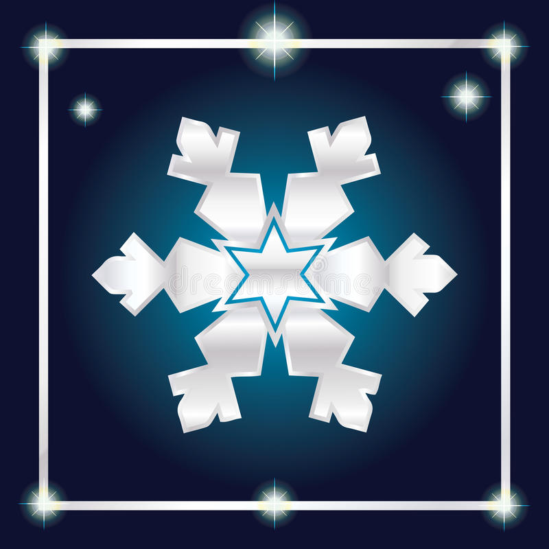Download Christmas stock vector. Image of cold, business, confetti - 81871962