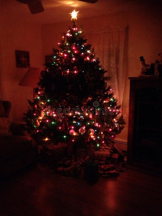 Christmas Warmth stock photography