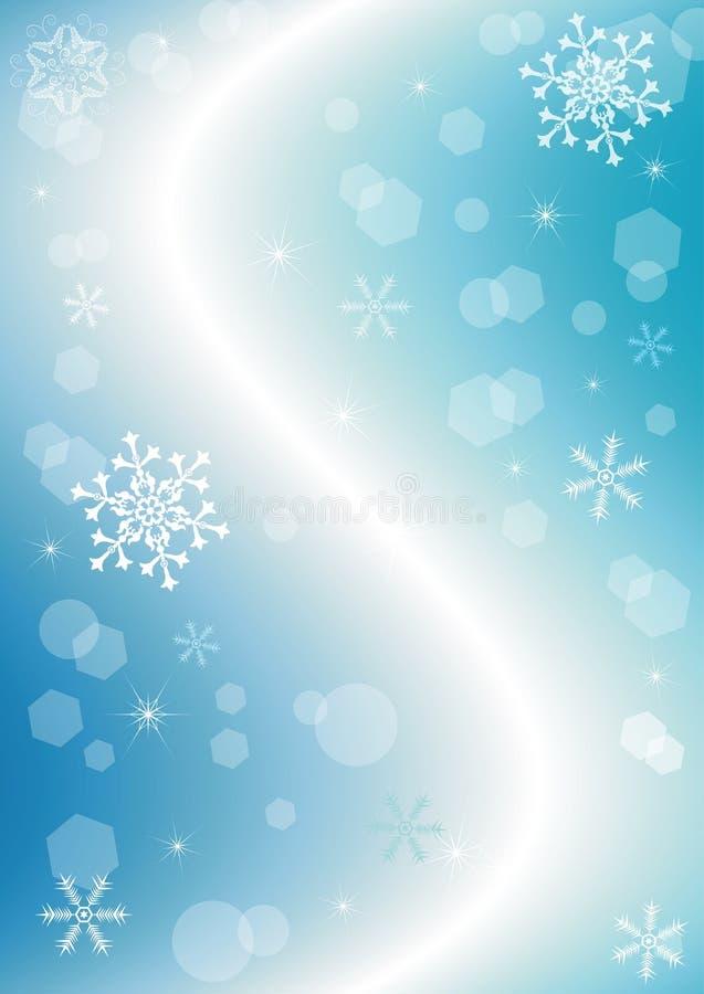 Christmas wave background
