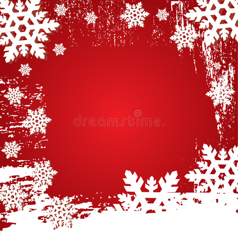 Download Christmas Winter Vector Backgr Stock Vector - Image: 3398793