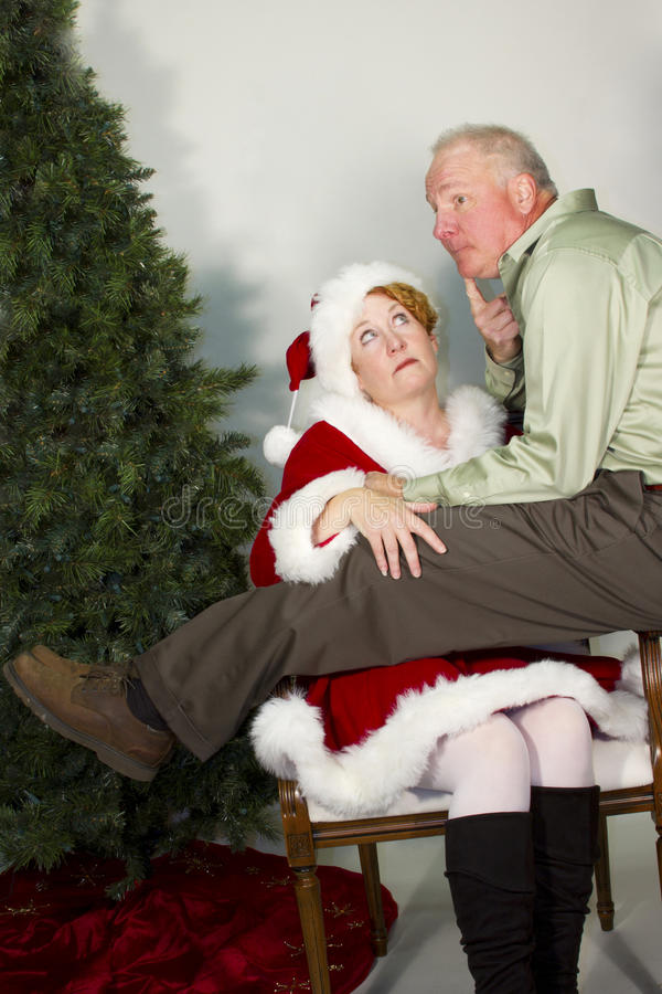 Download Christmas Wishes stock photo. Image of retiree, couple - 27806776