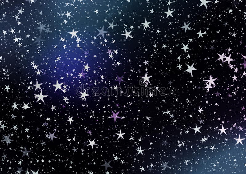 Christmas wishes, stars, background royalty free stock photos