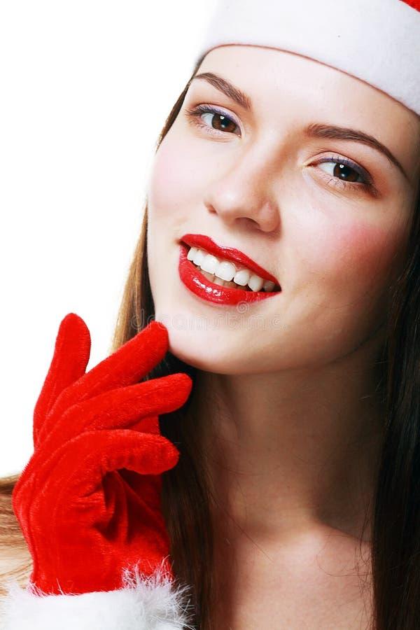 Download Christmas woman stock photo. Image of christmas, december - 35187752