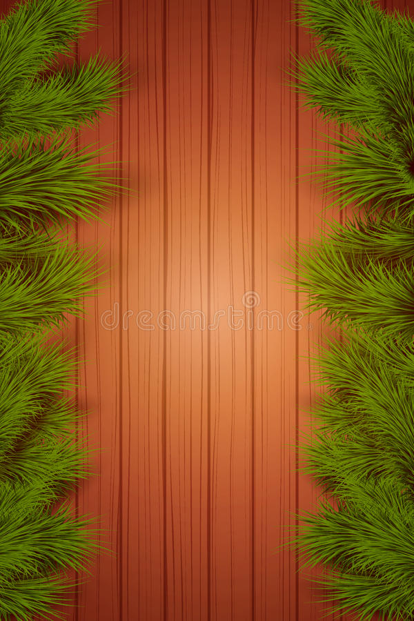 Free Christmas Wooden Vertical Background Royalty Free Stock Photos - 79122208