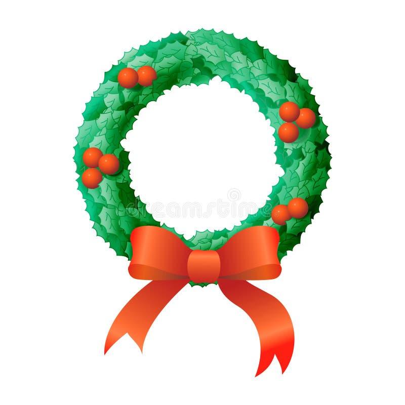Free Christmas Wreath Stock Photos - 1074303