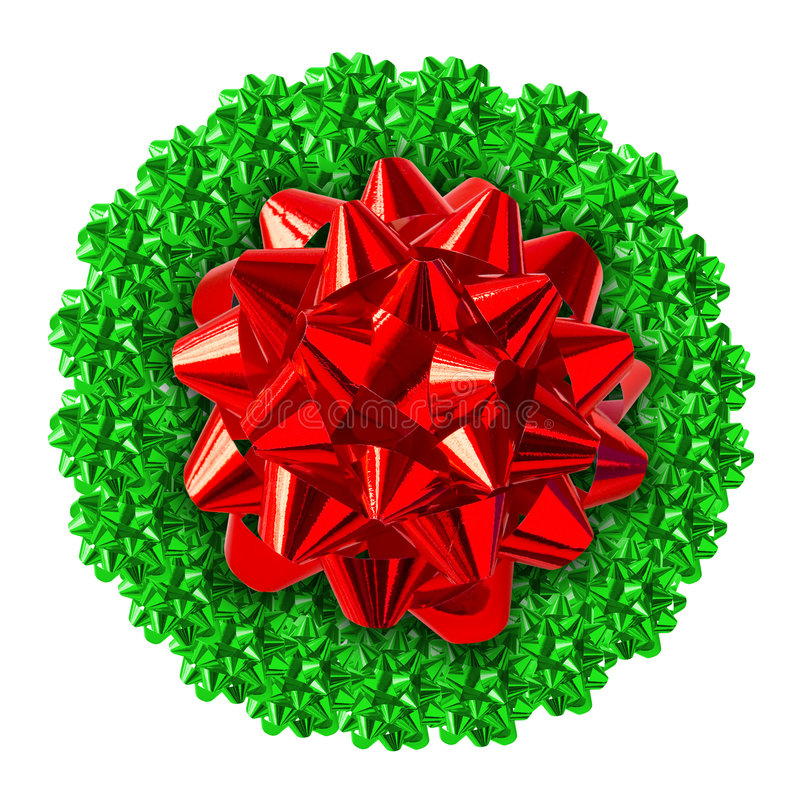 Download Christmas Wreath stock photo. Image of hang, giving, holiday - 1233710