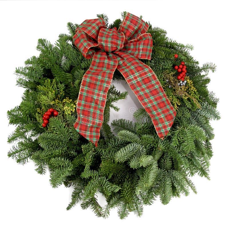Download Christmas wreath stock image. Image of frame, design - 12361719